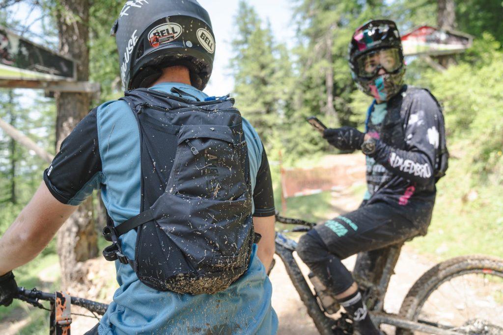 plecak rowerowy marki camelbak